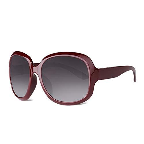 Mode Star Protection Soleil Large Sport Des Frame de Femme UV soleil A Lunettes lunettes rétro de polarisée 0q70w8z