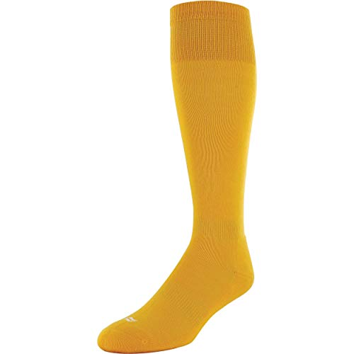 Sof Sole RBI Baseball Over-the-Calf Team Athletic Performance Socks for Men and Youth (2 Pairs)