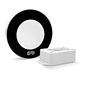ISMARTGATE PRO Garage (aka. New Gogogate2) – HomeKit, Google Assistant, Alexa and iFTTT Compatible Controller to remotely Open, Close and Monitor from Anywhere with Smartphone.