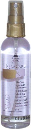 Keracare Silken Seal Liquid Sheen by Avlon, 4 Ounce