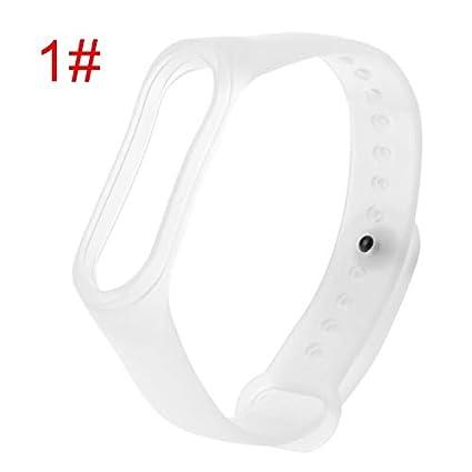 Amazon.com: TD-ELECTRO Newest Correa miband 3 Belt pulsera ...