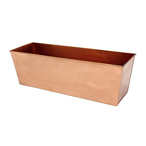 Achla Designs Copper Flower Planter