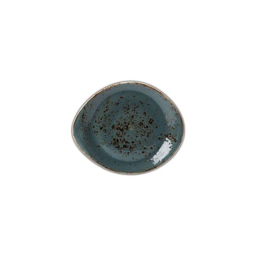 "Steelite International Narrow Rim Craft Blue Freestyle 10"" Plate"