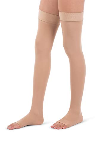 ee2827699c1 Jomi Compression Thigh High Collection