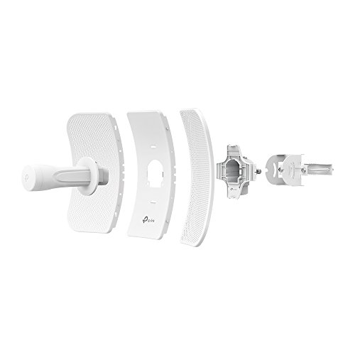 TP-Link 5GHz 300Mbps High Power Outdoor CPE/Access Point, 5GHz 300Mbps, 802.11n/a, Dual-Polarized 23dBi Directional Antenna, Passive POE (CPE610) by TP-Link (Image #2)