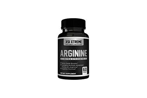 Arginine Extra Strength 1250mg