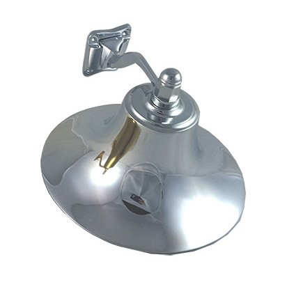 White Water 1792BC Chrome-Plated Brass Ship Bell White Water Marine Hardware