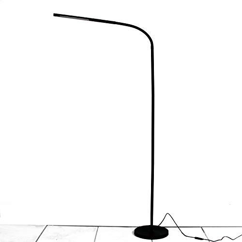 LIGHTEU, LED vloerlamp 6W aanraaksensor schakelaar, LED vloerlampen, vloerlamp, moderne en eenvoudige stijl, continu…