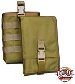 product image for BDS Tactical Map Case w/Modular Pouch