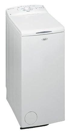 Whirlpool AWE6760 Top Loading Washing Machine, White ...
