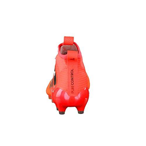 ArancioneorangeSchwarz Uomo AdidasAce Sportive Schwarz Orange 17Purecontrol FgScarpe dQCshrt