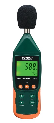 Extech SDL600 Sound Meter SD Logger by Extech