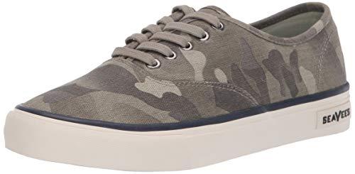 (SeaVees Women's Women's Legend Sneaker Saltwash Shoe, sage camo, 8.5 M US)