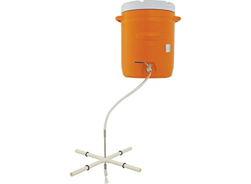 Cooler (10 Gal) - Hot Liquor Tank (Hot Liquor Tank)