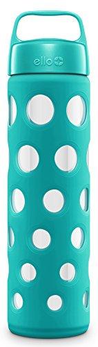 Ello Pure Botella de agua con tapa, libre de BPA 20 oz, Rosado Fizz