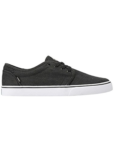 Chaussure Element Darwin Noir Washed Canvas