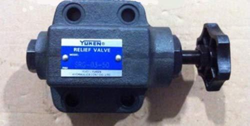 New in Box One Year Warranty! Yuken Relief Valve SRG-03-50