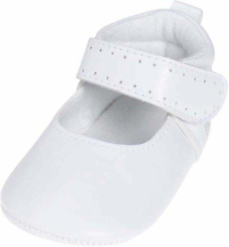 Playshoes Babysandale klassisch weiß, Größe: 16