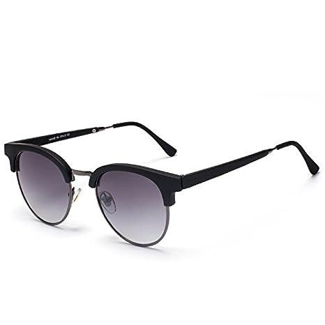 GCR Occhiali Da Sole Ombra Polarizzante Occhiali Metallo Uomini E Donne Moda Occhiali Da Sole Retrò , 2