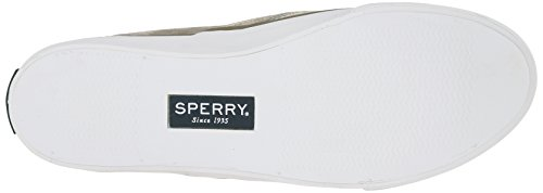 Dorado Sperry Seaside Gold Mujer Metallic para Zapatillas p6RW1RT7q