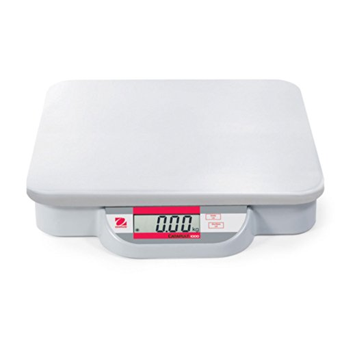 - Ohaus Catapult C11P75 Compact Precision Bench Scale, 75kg Capacity, 0.05kg Increments, ABS Plastic