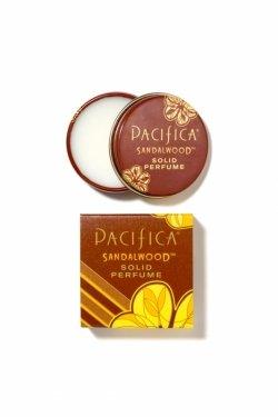 Sandalwood Solid Perfume (Pacifica Sandalwood .33oz Solid Perfume)