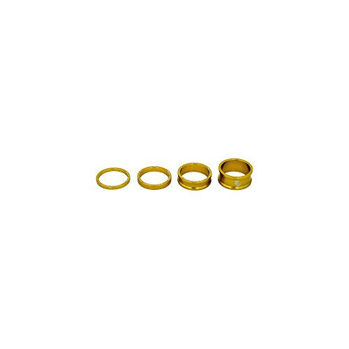 Wolf Tooth Components Headset Spacer Kit Gold, One Size