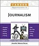 img - for Career Opportunities in Journalism book / textbook / text book