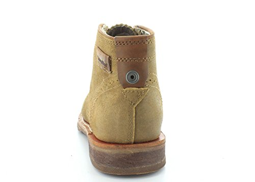 Cat Chaussures Hommes de Caine Mid Tabac 11 m US