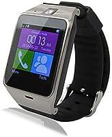 Amazon.com: BeesClover GV18 Smart Watch Aplus Clock Sync ...