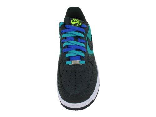 Nike Mens NIKE AIR FORCE 1 BASKETBALL SHOES 13 Men US (ATOMIC TEAL/ANTHRACITE) M6l4mcPJI