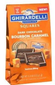 - Ghirardelli Dark Chocolate Bourbon, 5.3 oz