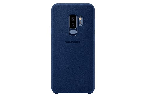 Price comparison product image Samsung Galaxy S9+ Alcantara Case,  Blue