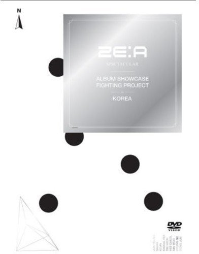 DVD : ZE:A - Spectacular Album Showcase Fighting Project Korea (Limited Edition, Special Packaging, 3PC)