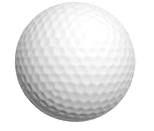 SquareTiger Practice Golf Balls - Plastic, Hollow, White (1000 Pack) by SquareTiger (Image #1)