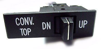 The Parts Place Cadillac Deville Convertible Top Switch OEM - # 1493665
