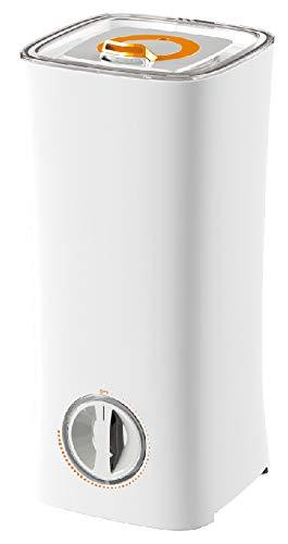 次亜塩素酸水 霧化機 ワーウオ 20畳用 上面給水方式 給水簡単 ジアパウダーα30スターターキット 付き 花粉症 ノロ インフルB タバコ 臭