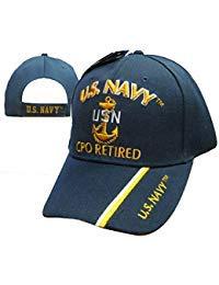 Wildbill's U.S. Navy Chief Petty Officer Retired Cap