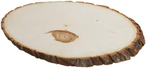 G/én/érique P/éninsule de Bois de Tilleul Plaque Taille M Multicolore