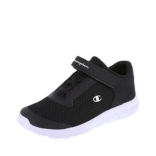 Champion Boy's Black White Toddler Performance Gusto Cross Trainer Toddler Size 9 Regular