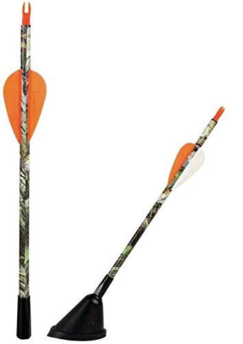 "UPC 086429305407, AmmoTenna ARHC 9"" Arrow Replica Antenna with Fiberglass Mast (Hunting Camo)"