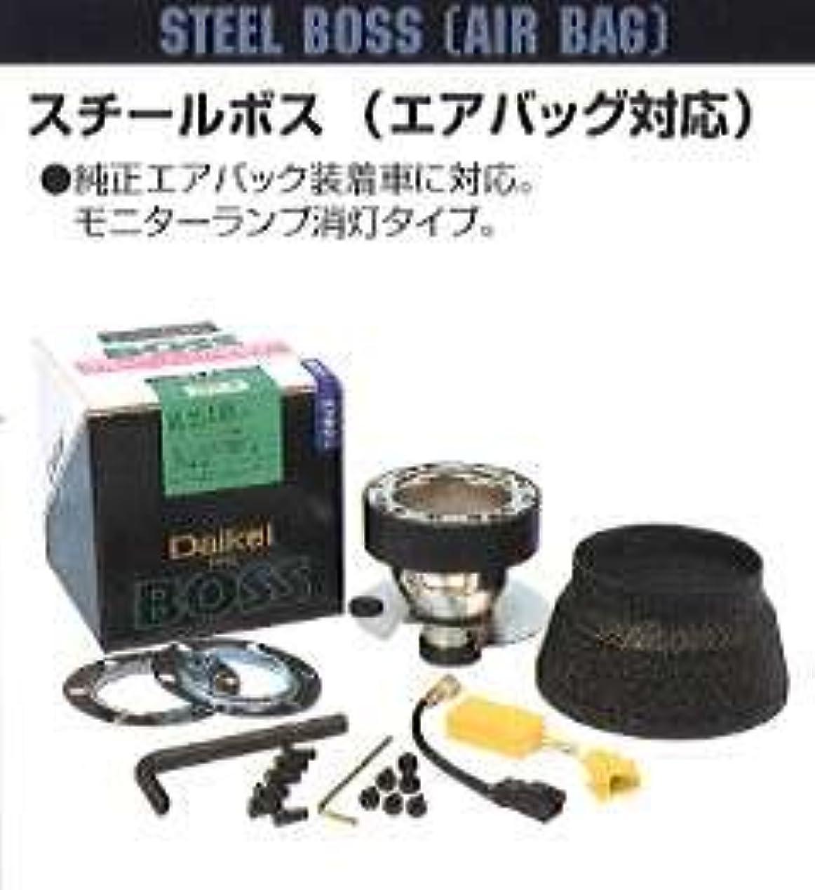 ラックに応じて財団Daikei(大恵産業) スチールボス汎用(エアバッグ装着車用) S-710 S-710