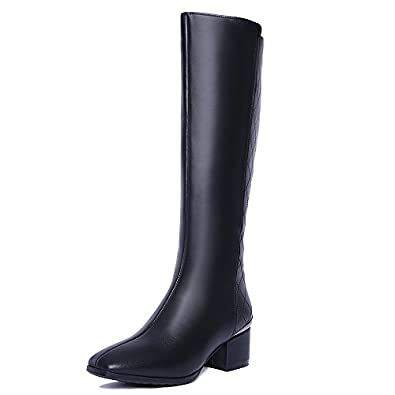 Nine SevenKnee High Boots - Stivali donna , nero (Black), 35