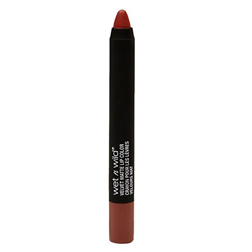 Wet n Wild Naked Protest Velvet Matte Lip Color A363 Hickory (Smoked Color)