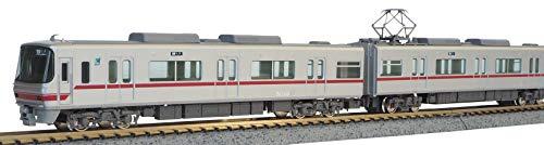 グリーンマックス Nゲージ 名鉄5000系 ボルスタ付き台車編成 4両編成セット 動力付き 30253 鉄道模型 電車の商品画像