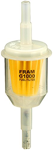 Used, FRAM G1000 In-Line Gasoline Filter for sale  Delivered anywhere in USA