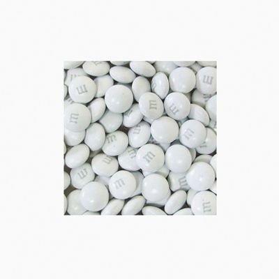 White Milk Chocolate M&M's Candy (5 Pound Bag) by M&M's
