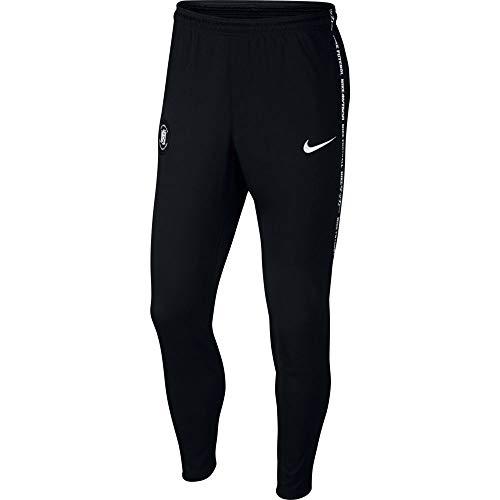 - Nike F.C. Pants-Black-White S