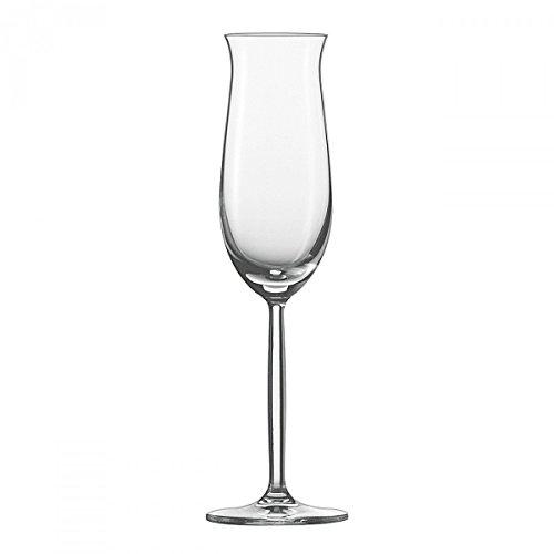 Schott Zwiesel Grappa Glas 65, 6er Set, Diva, Digestif, Form 8015, 124 ml, 104101