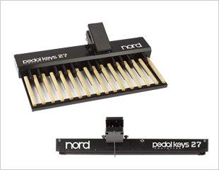 CLAVIA NORD PEDAL Keys 27(201211)